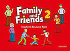 Family and Friends: 2: Teacher's Resource Pack by Oxford University Press (Mixed media product, 2009)