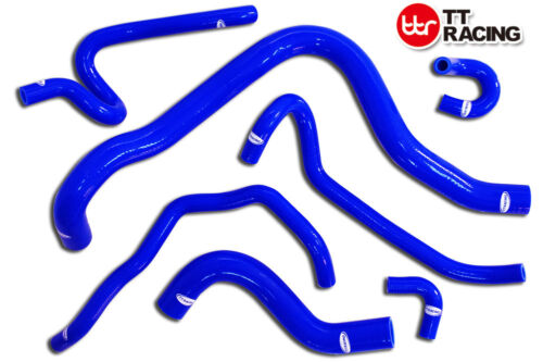 T Silicone Radiator Coolant Hose Kit 97 98 99 00 01 Honda Accord CF4//CL1 SIR//T