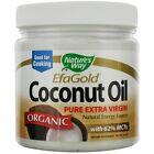 Nature's Way Organic Extra Virgin Coconut Oil 16 oz Paste