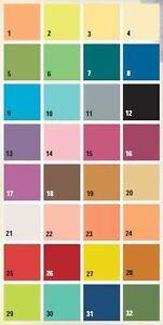 HobbyFun-Strohseide-Faserseide-Stylo-32-versch-Farben-25gr-m-50x70-cm