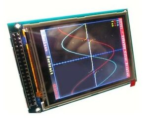 3-2-034-TFT-LCD-Display-Touch-Panel-PCB-adapter-w-SD-Reader-for-Arduino-2560-E100