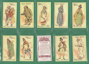 JOHN-PLAYER-amp-SONS-SET-OF-25-CHARACTERS-FROM-DICKENS-2ND-REPRO