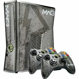 Microsoft Xbox 360 S Call of Duty: Modern Warfare 3 Limited Edition Bundle  320GB Silver Console (NTSC)