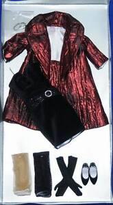 Velvet-Dazzle-Outfit-Revlon-13-034-doll-Tonner-2012-MIP-Fits-13-034-DC-dolls