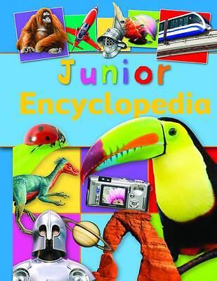 Junior Encyclopedia by Belinda Gallagher, Miles Kelly Publishing