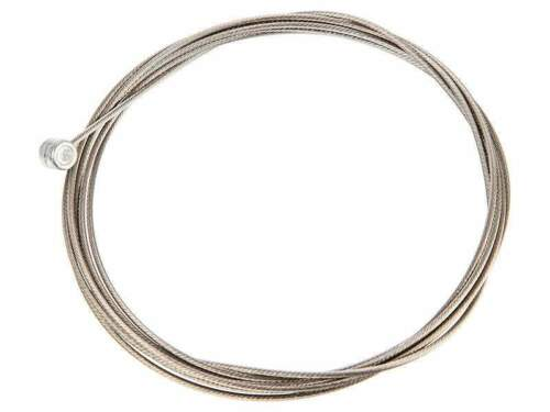 2000 mm Long Brake Bowden Cable Ø 1,5 mm Bicycle Brake innenzug with Rolling Nipple