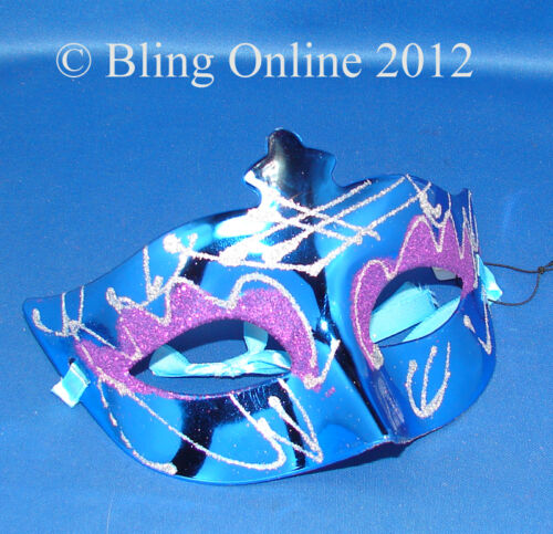 MASQUERADE FANCY DRESS PARTY VENETIAN THEME BALL FACE MASK CARNIVAL NEW YEAR