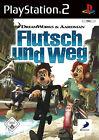 Flutsch und weg (Sony PlayStation 2, 2006, DVD-Box)