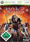 Halo Wars -- Limited Edition (Microsoft Xbox 360, 2009, DVD-Box)