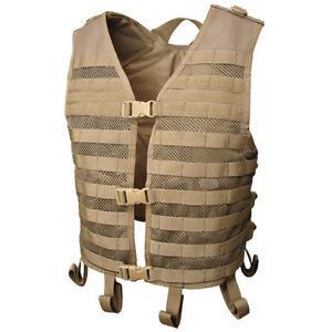 CONDOR-MHV-003-MOLLE-Modular-Tactical-Nylon-Mesh-Hydration-Vest-TAN