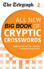 The Telegraph: All New Big Book of Cryptic Crosswords 2 by The Daily Telegraph (Paperback, 2013)