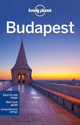 """""""VERY GOOD"""" Fallon, Steve, Lonely Planet, Lonely Planet Budapest (Travel Guide),"""
