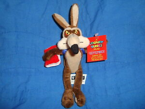 Looney Tunes Year September Mini Beanbag Wile E. Coyote