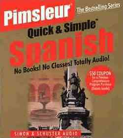 New-4-CD-Pimsleur-Learn-to-Speak-Spanish-Language