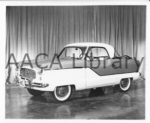1958-Nash-Metropolitan-Two-Door-Hardtop-Auto-Show-Factory-Photo-Ref-57182