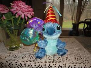 Disney Store LILO Birthday Party Stuffed Toy