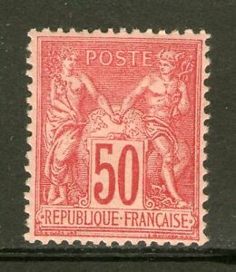 TIMBRE-N-98-NEUF-SANS-CHARNIERE-GOMME-ORIGINALE-COTE-660-EUROS-VALUE