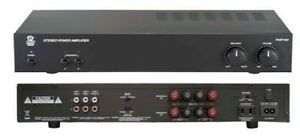Pyle-Home-Audio-PAMP1000-New-160-Watt-Stereo-Power-Amplifier-110-220-Volts