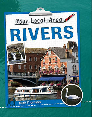 Rivers (Your Local Area)-ExLibrary