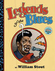 Legends of the Blues by William Stout (Mixed media product, 2013)
