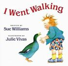 I Went Walking by Sue Williams (Board book, 1996)