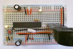 ATMEGA328P-PU with Arduino Bootloader