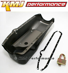 NEW-SMALL-BLOCK-CHEVY-350-IMCA-CLAIMER-RACING-OIL-PAN