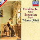Mendelssohn: Octet; Beethoven: Septet (1988)