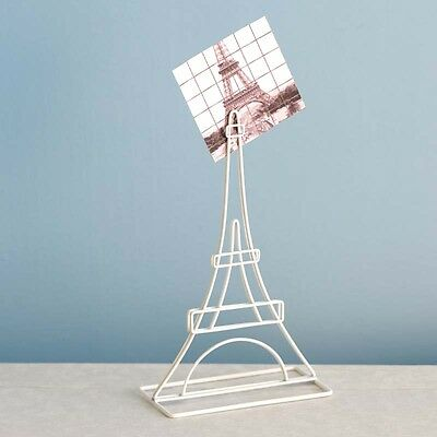 Eiffel Tower - Architecture Memo Clip/Photo Holder/Place Card Holder