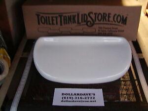 American Standard 4112 Bone Cadet 735083 Toilet Tank Lid