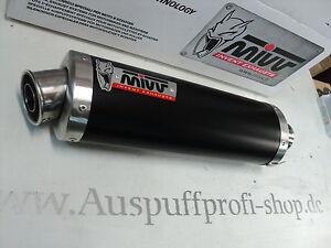 AUSPUFF-MIVV-BLACK-OVAL-EG-ABE-400-MM-KURZ-SUZUKI-GSF-650-BANDIT-AB-BJ-07