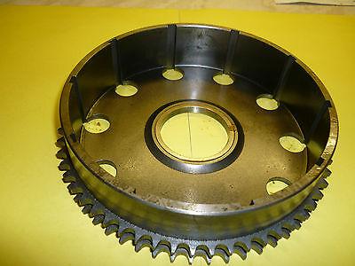 TRIUMPH BONNEVILLE UNIT T120 TR6 T100 T90 CLUTCH CHAINWHEEL 58T 57-1570 UK MADE