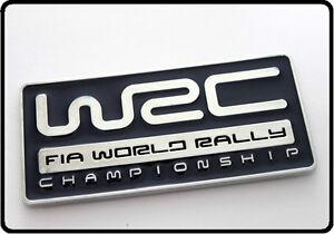 WRC-World-Rally-Badge-Emblem-Decal-Subaru-STI-WRX-Turbo-Car-Impreza-blue-99b