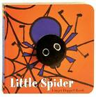 Finger Puppet Book: Little Spider by Image Books (Board book, 2007)
