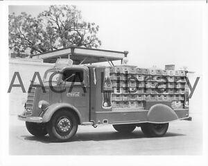 1940-Mack-Coca-Cola-Coke-Model-EHU-Bottlers-Rack-Truck-Photo-Picture-55641