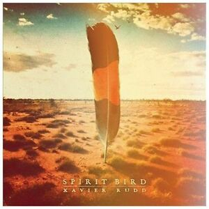 XAVIER RUDD - SPIRIT BIRD NEW CD