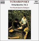 Pyotr Il'yich Tchaikovsky - Tchaikovsky: String Quartets, Vol. 2 (2000)