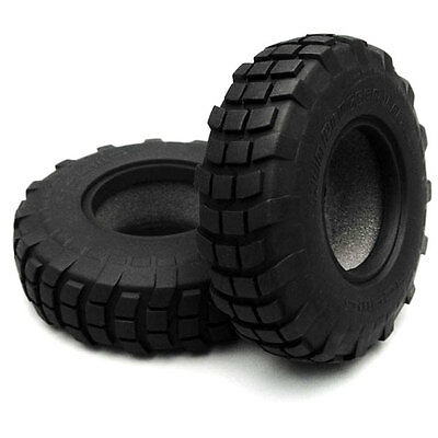 """RC4WD 1.9 Scale Rock-Crawler Tires """"Mud Plugger"""""""