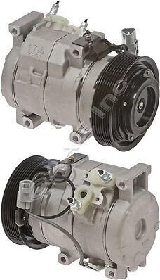 New A/C Compressor Fits: 2002 - 2006 Toyota Camry / Solara / Highlander L4 2.4L