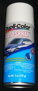 crystal white 8801148 import car auto touch up spray paint brand new. Black Bedroom Furniture Sets. Home Design Ideas