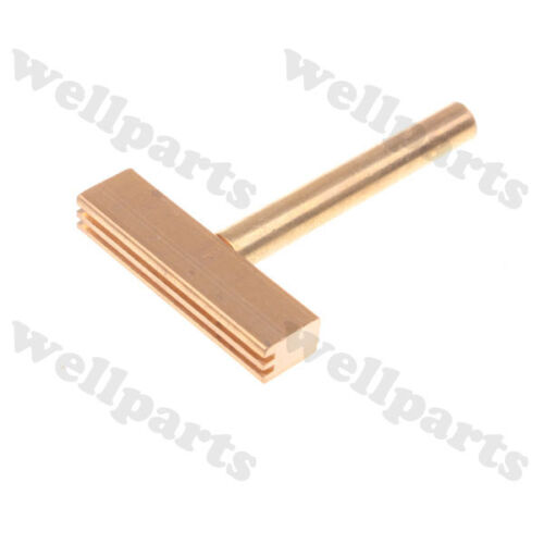 1pc T Shape Replace Solder Tip Rework For LCD LVDS 30W+2 extra Rubber Strip