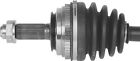 CV Axle Shaft-New Constant Velocity Drive Axle Front Right Cardone 66-4092