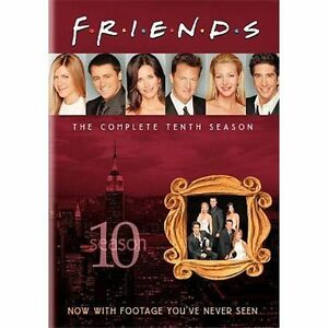 Friends-The-10-Tenth-Season-DVD-2010-DISC-2-ONLY