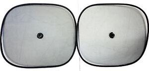 2ps-Car-Window-Sunshade-Auto-Sun-Shade-Visor-windshield-Mesh-Screen-Side-Rear