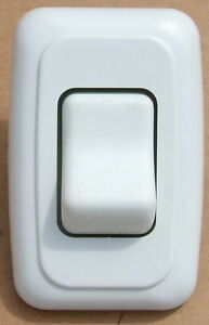 Marine Light Switches: Image is loading 1-on-off-RV-12-volt-Light-Switch-,Lighting
