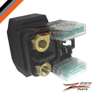 Starter-Relay-Solenoid-Yamaha-Rhino-660-YXR660-YXR-660-2004-2005-2006-NEW