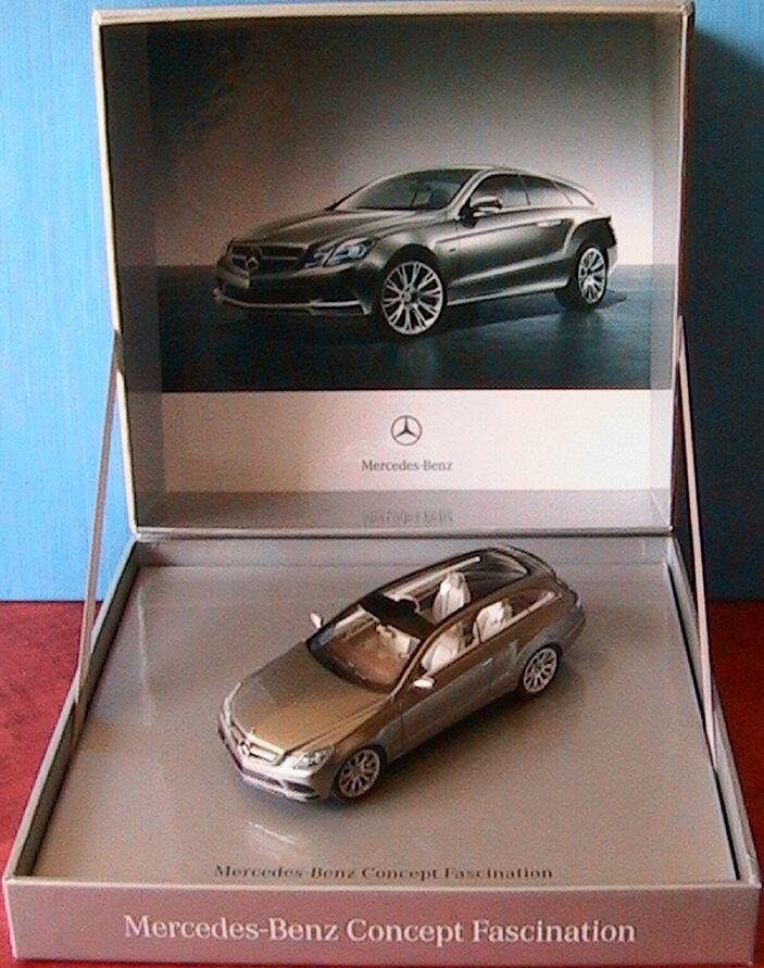 Mercedes benz concept fascination tierra del fuego grey spark b66960233 1 43
