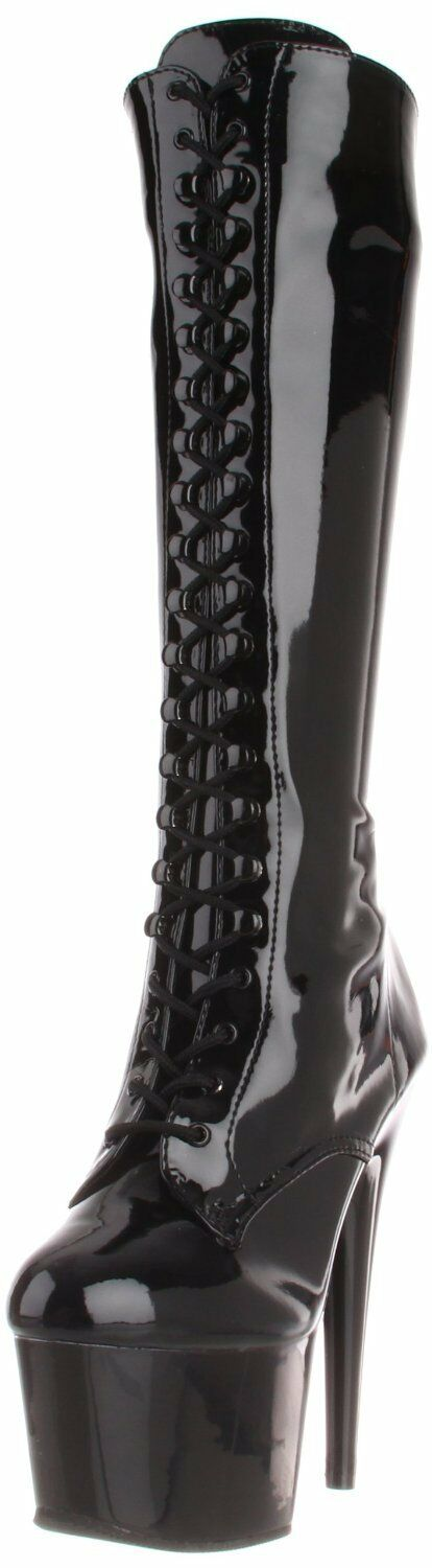 PLEASER ADORE DELIGHT ELECTRA FLAIR Stiefel 2023 Sexy Knee High Stiefel FLAIR 67b680