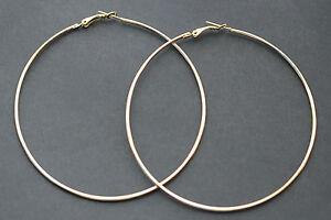 GOLD-THIN-HOOPS-EARRINGS-7CM-HOT