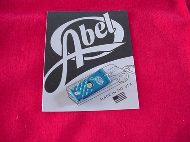 Abel Super Nipper Clipper Cutter Royal bluee GREAT  NEW  on sale